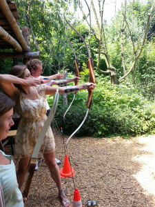 Archery workshop