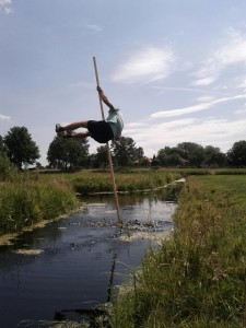 Fierljeppen Amstelsport