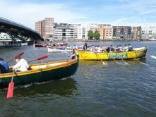 sloop row event
