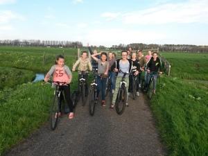 schoolkamp Amsterdam